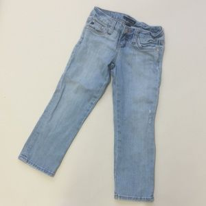 refuge Light wash, Distressed Sz0 Jeans